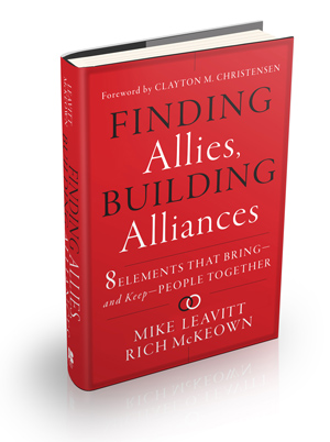 Finding Allies, Building Alliances